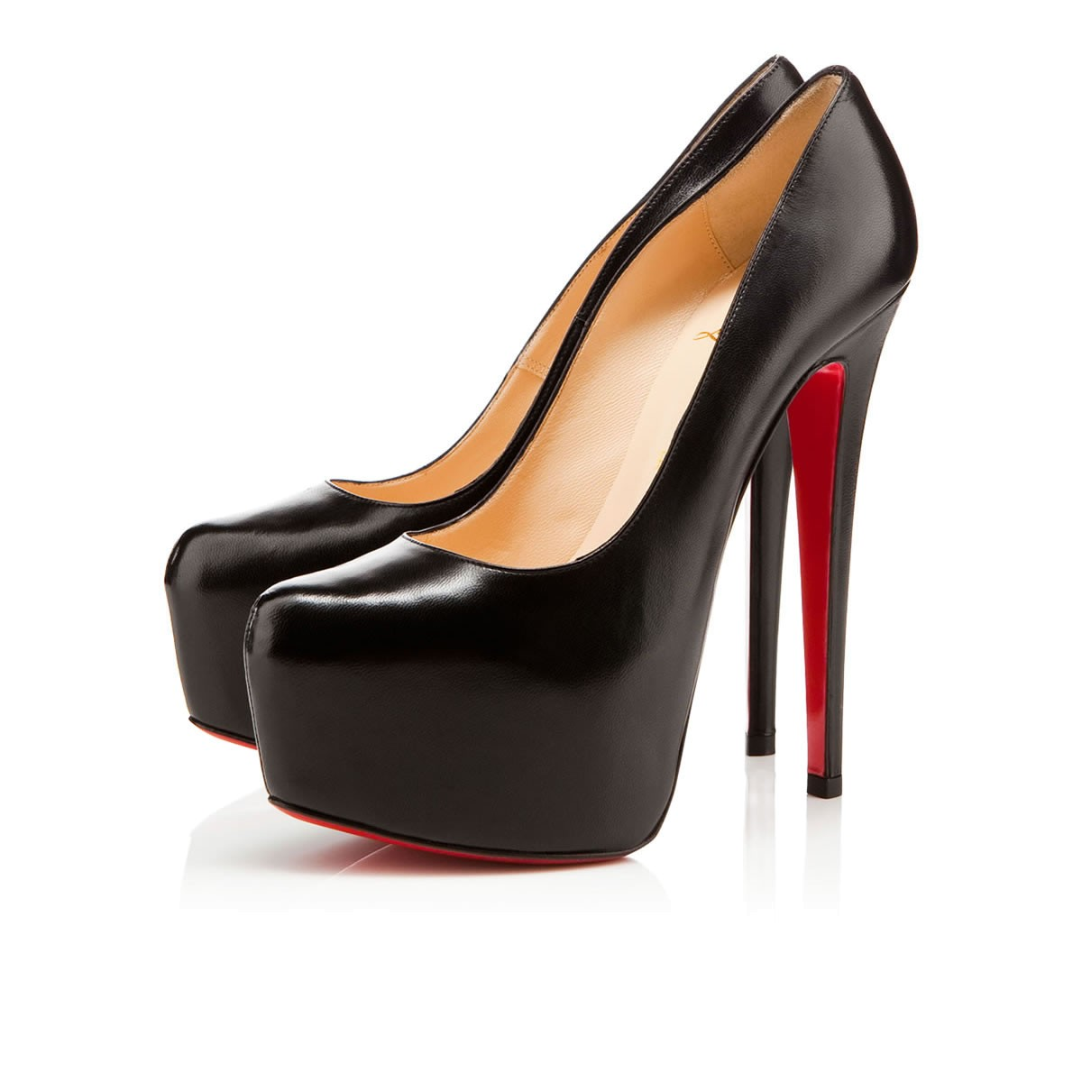 huge selection of cf347 0631c Christian Louboutin Daffodile 160mm Kid Leather - Reed ...
