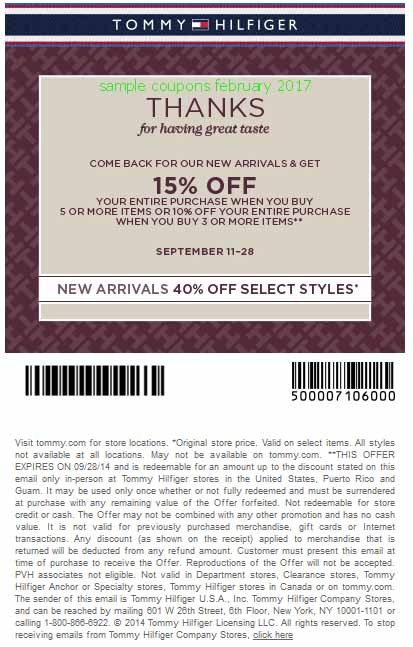 Tommie copper coupon code january 2018