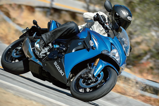 Suzuki GSX-S1000F India Price