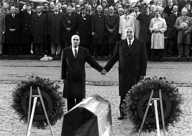 Verdun'dan Sonra: Fransa ve Almanya Elele