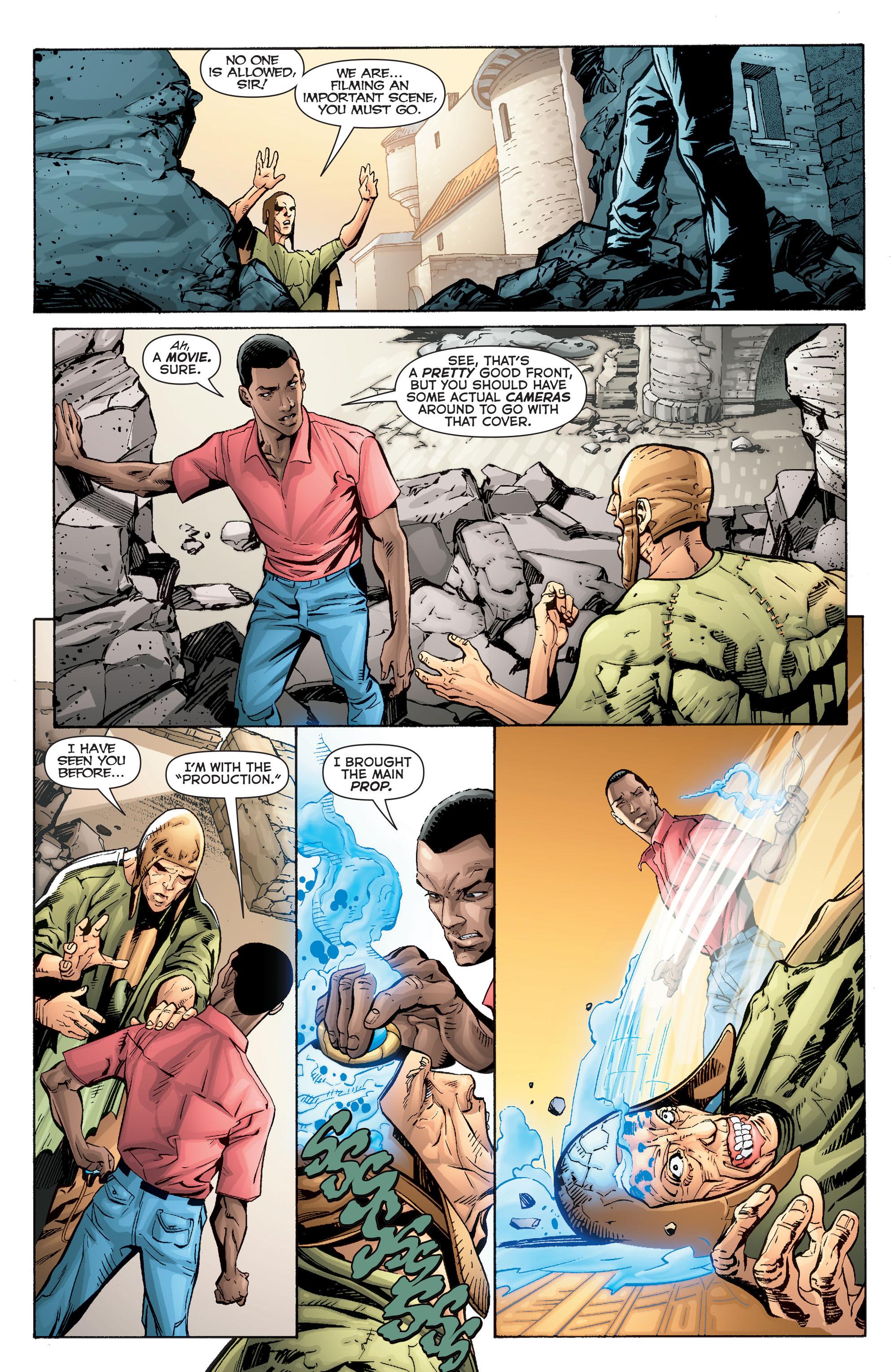 Read online Aquaman (2011) comic -  Issue #Aquaman (2011) _Annual 2 - 22