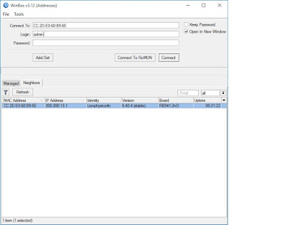 konfigurasi router mikrotik