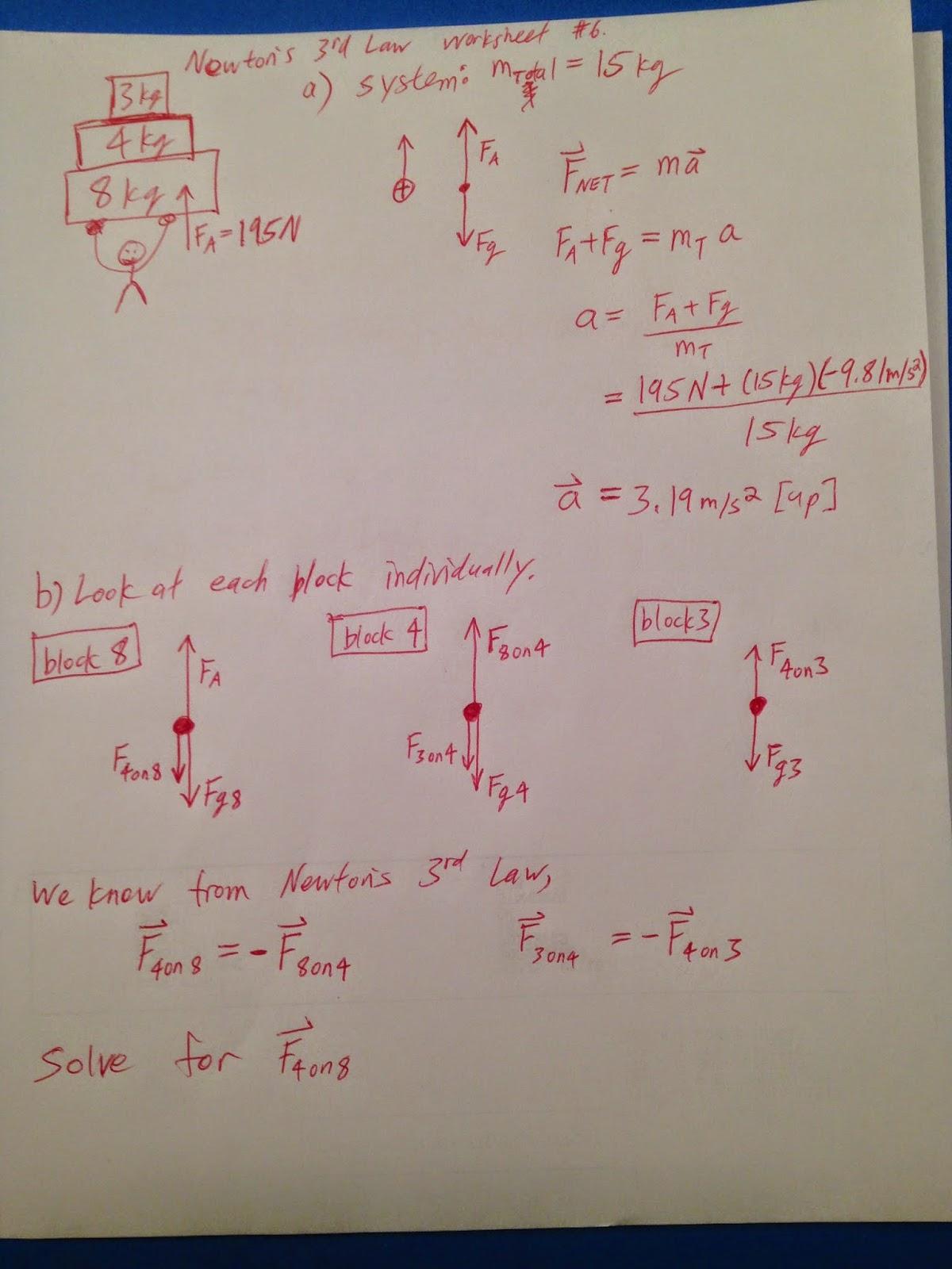 Grade 11 Physics October