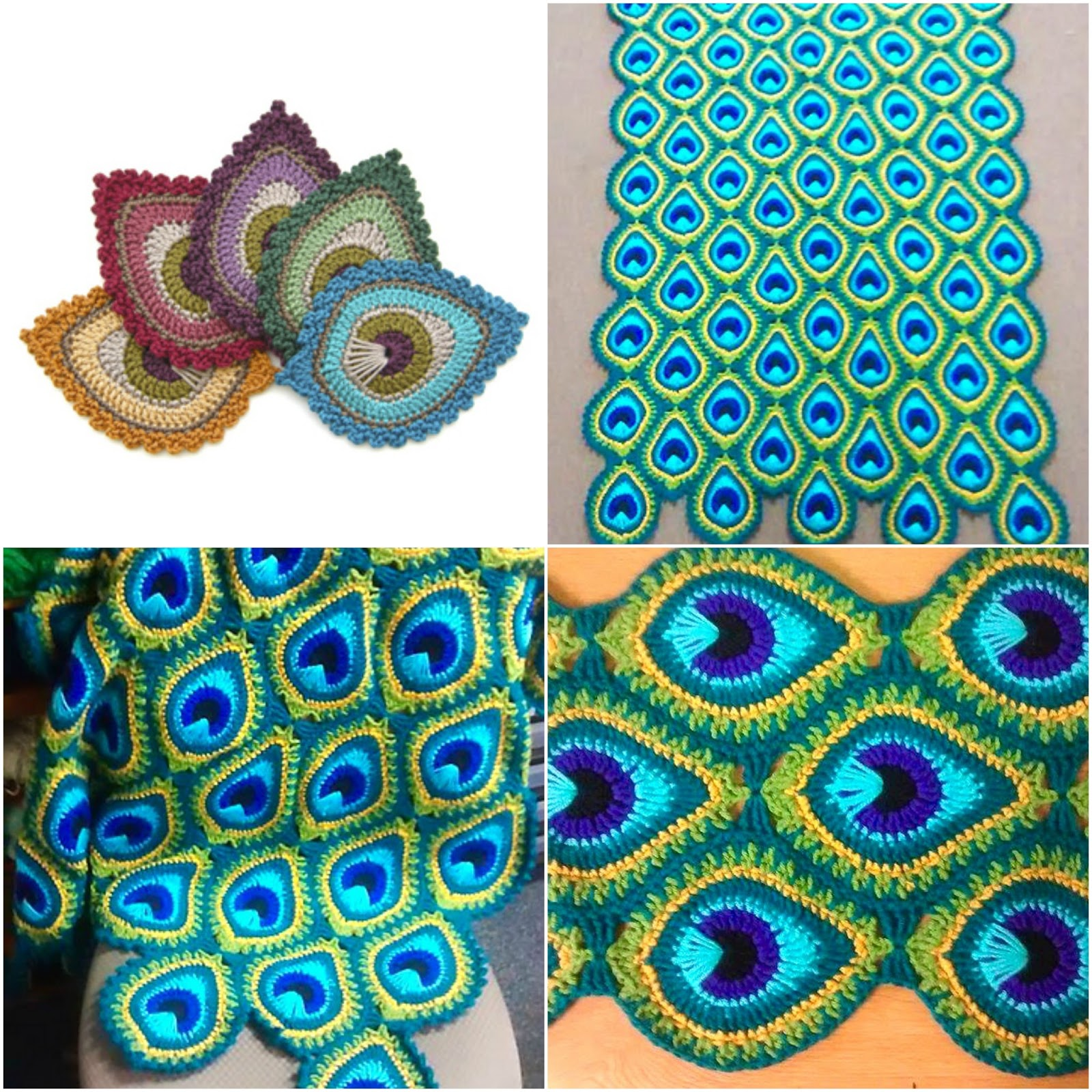 crochet designs with instructions pdf