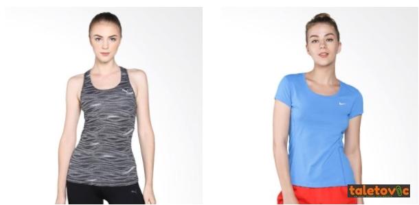 Jual pakaian lari wanita secara online murah berkualitas