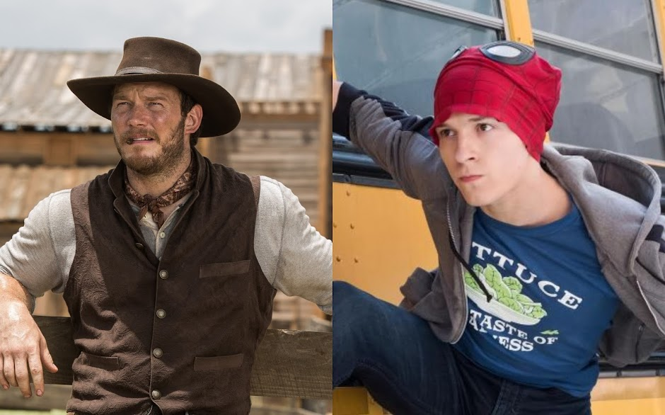 "Chris Pratt e Tom Holland irão dublar novo filme da Pixar, ""Onward"""
