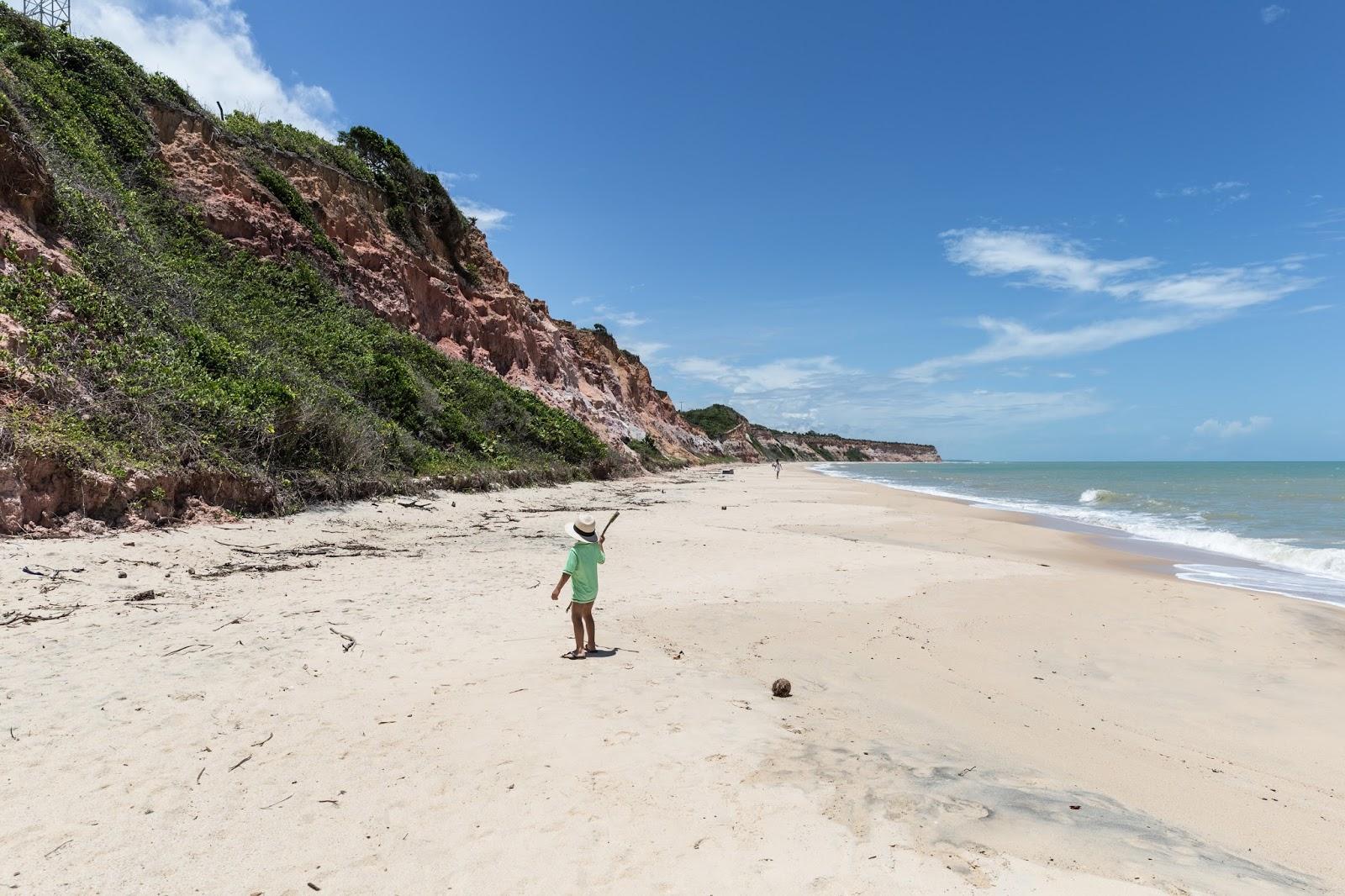 Sul da Bahia Prado com criança
