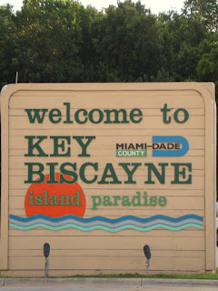 Entrada a la isla