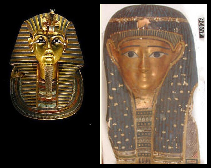 an analysis of the death of pharaoh Why everyone from the mormons to the muslim brotherhood is desperate for a piece of the pharaoh  guardian of the dead  the samples for analysis.