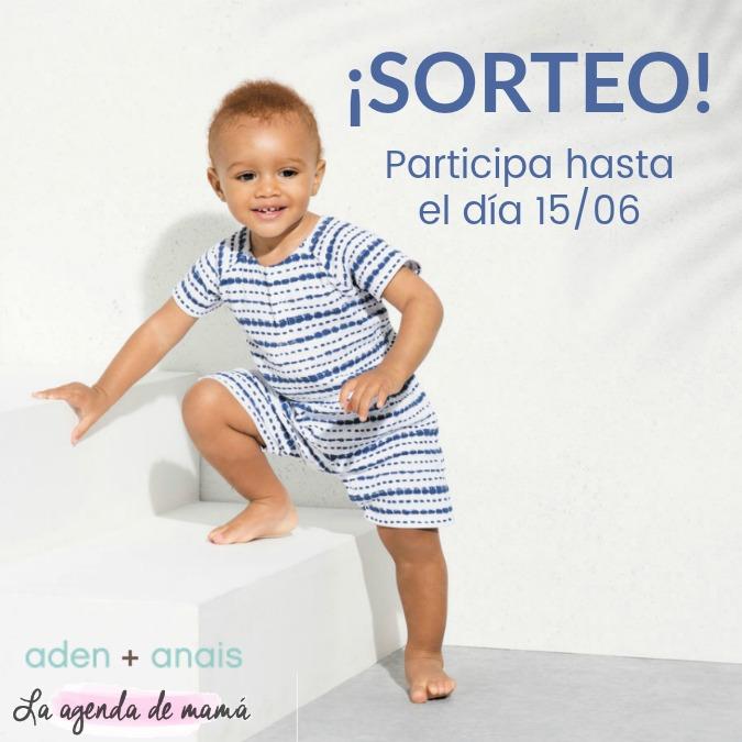 Sorteo ropa bebé aden + anais