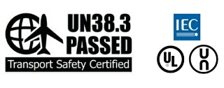 Transport safety certified