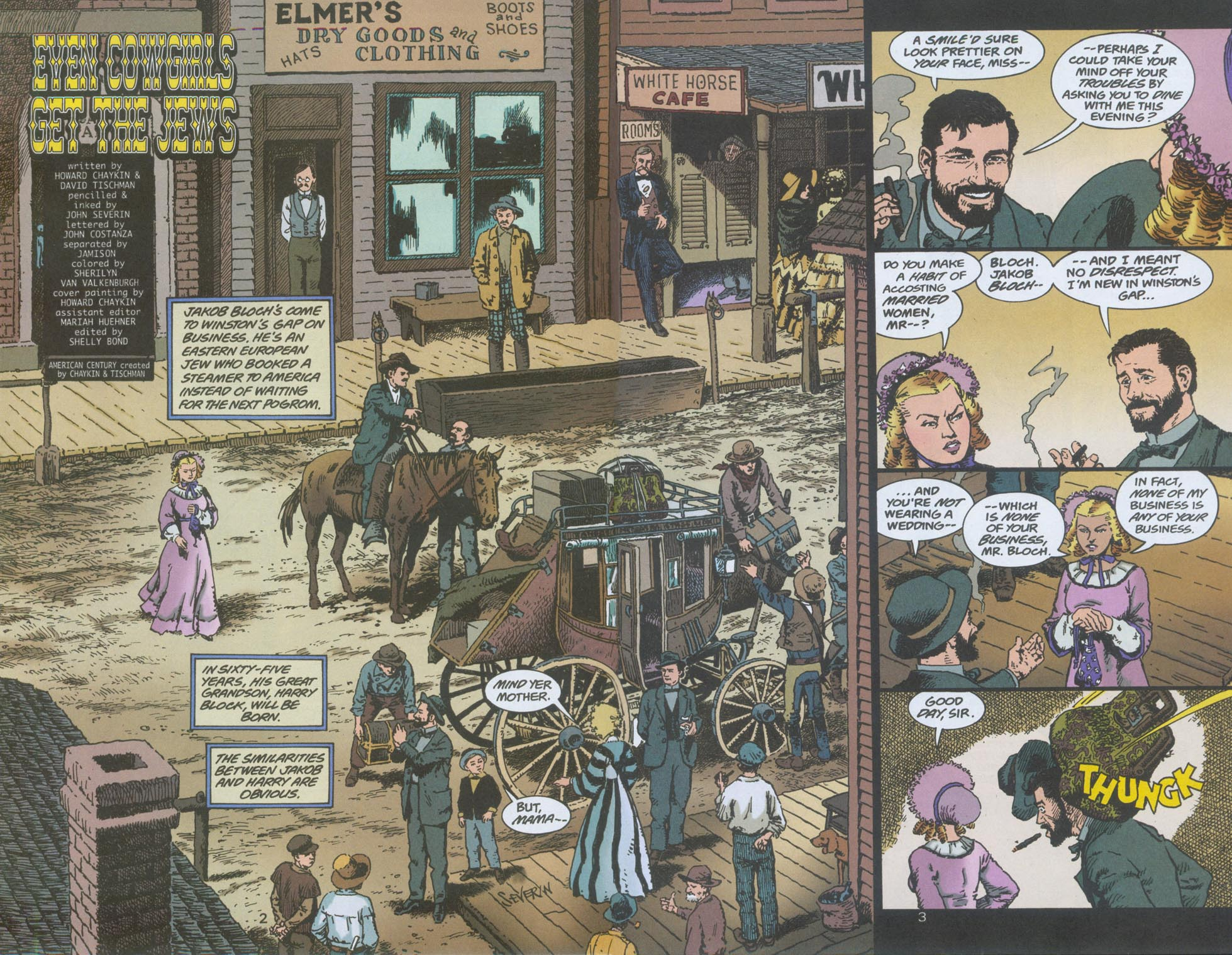 Read online American Century comic -  Issue #24 - 3
