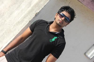 Hot Indian Male Model Gagan Bhavsar