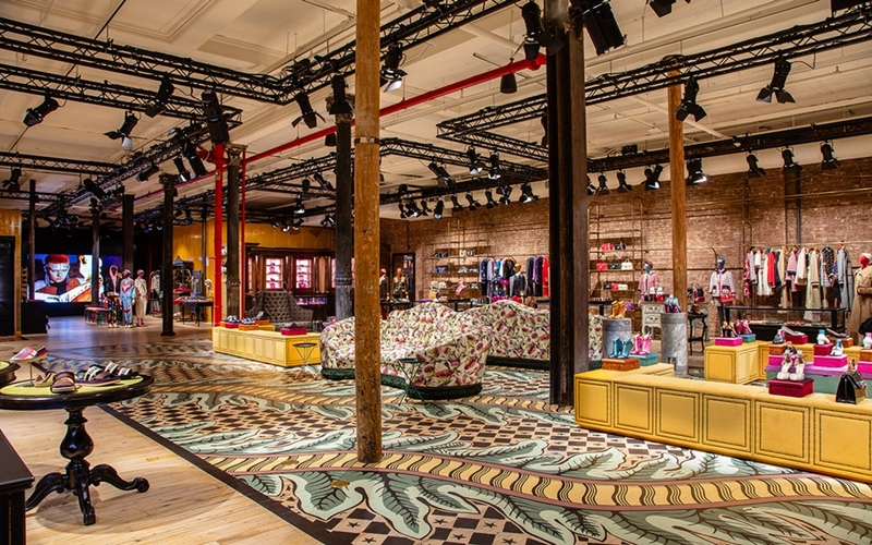 Gucci Soho'da İlk Mağazasını Açtı