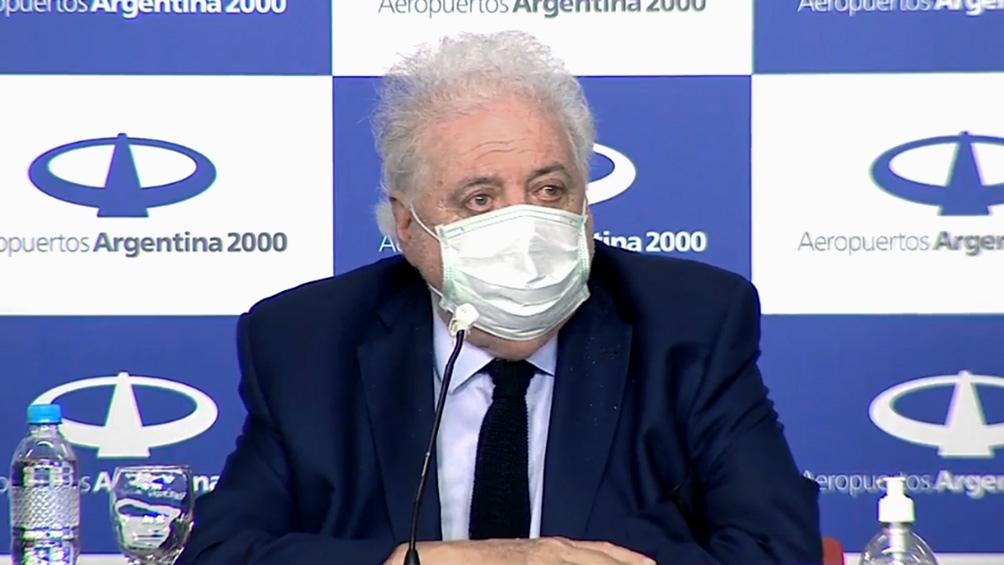 La semana próxima se anunciará una campaña nacional de testeo, dijo González García