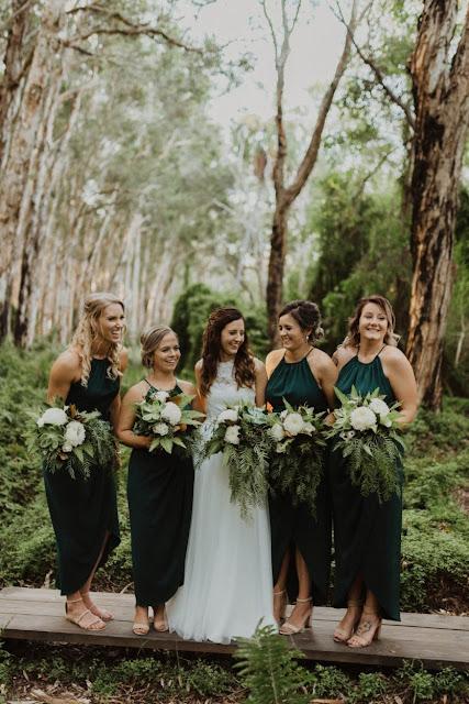 AGNES WATERS WEDDING NICOLE THOMSON PHOTOGRAPHY