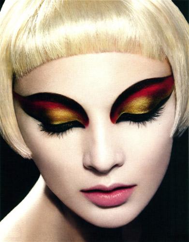 Awesome Makeup Tutorials: Cool Eye Makeup