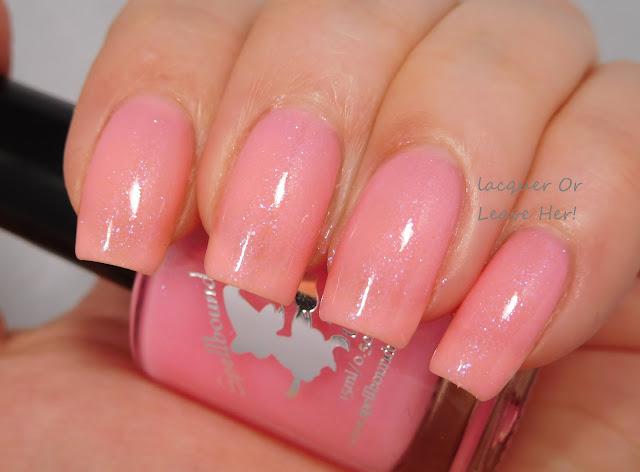 Spellbound Nails Birch, Please