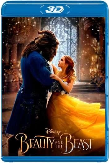 La bella y la bestia (2017) 3D SBS Latino