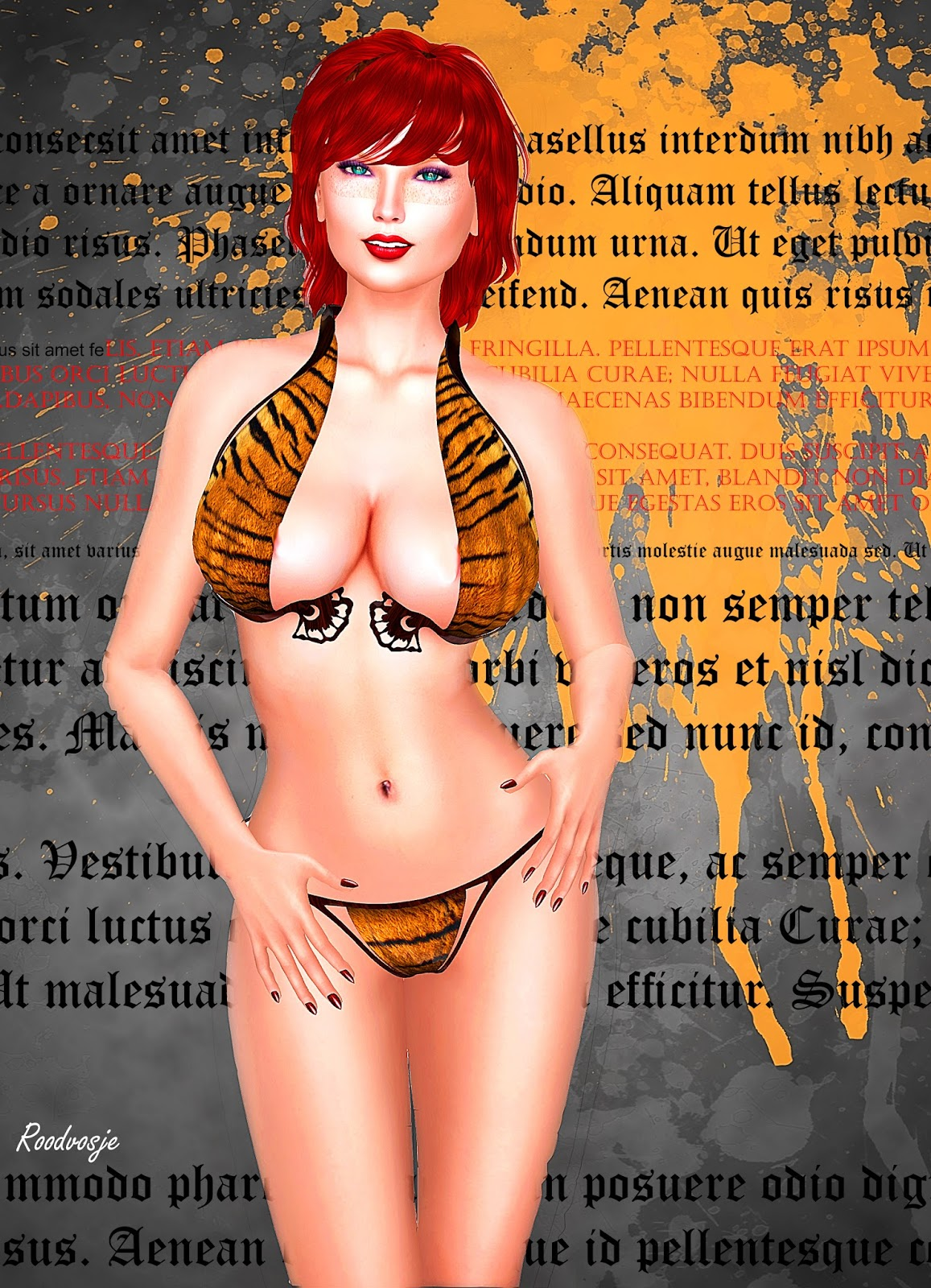 737b70a0a6a5 GO DUTCH !: From winter sweaters to Tiger bikinis