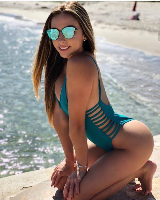 Bruna Lima bikini