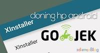 XInstaller - Langkah Mudah Cloning HP Android GoJek