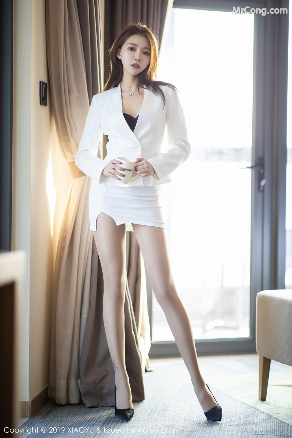 Image XiaoYu-Vol.207-LRIS-Feng-Mu-Mu-MrCong.com-004 in post XiaoYu Vol.207: LRIS (冯木木) (109 ảnh)