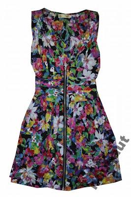 Sukienki Zip