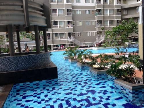 kolam apartement
