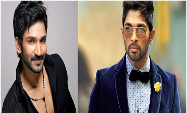 Guest Role in Sarrainodu Movie (Aadhi)