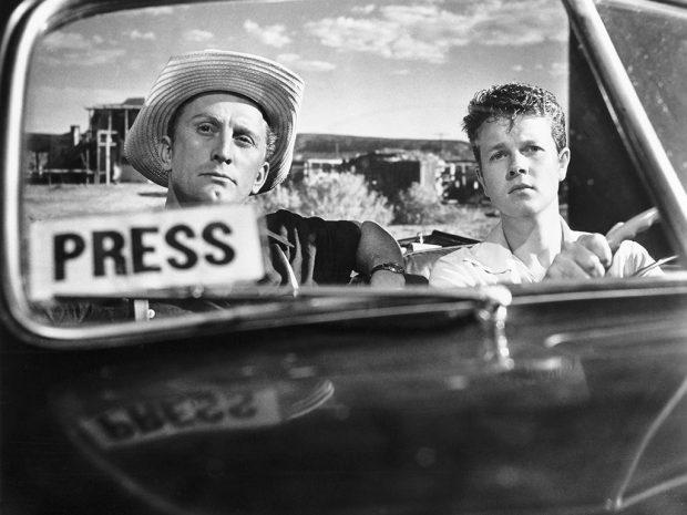 Ace in the Hole (1951) de Billy Wilder