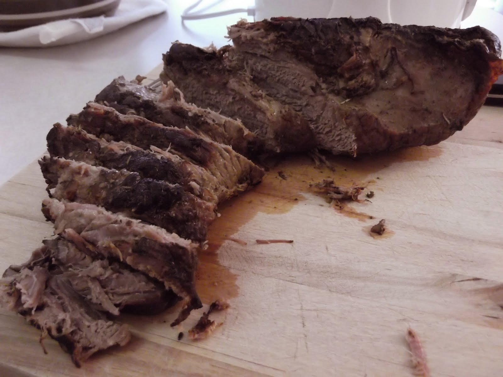 Dinner Time Ideas: Balsamic Tri-Tip Roast in the Crock Pot