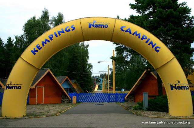 Nemo Campsite, Jurmala, Latvia