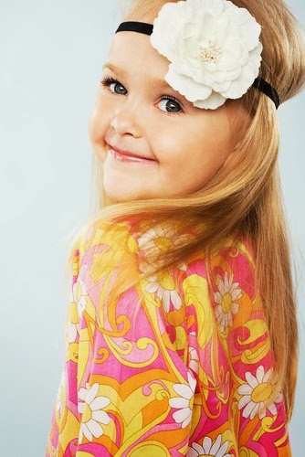 Super Cute Kid Hairstyles for Winter 2013