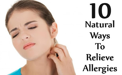 10 Natural Ways to Relieve Allergies