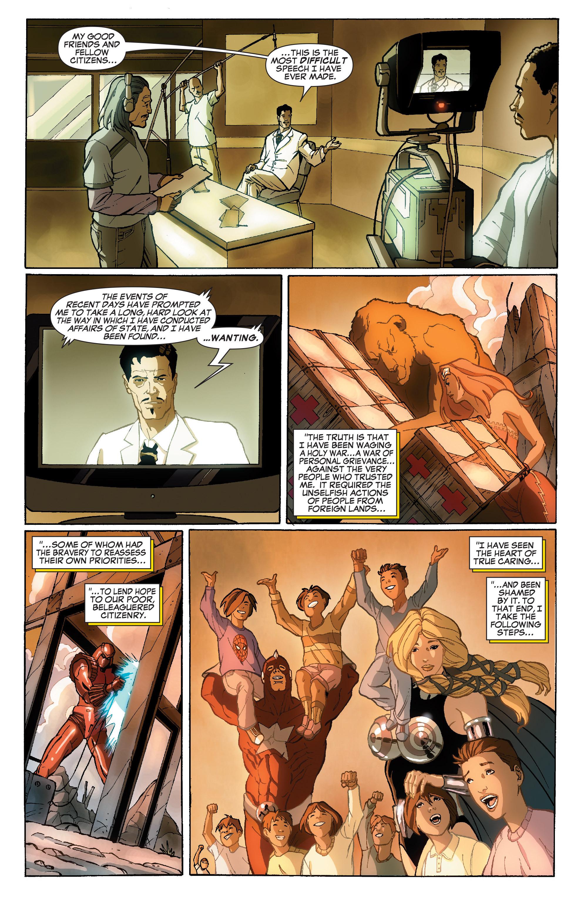 Read online She-Hulk (2005) comic -  Issue #36 - 19