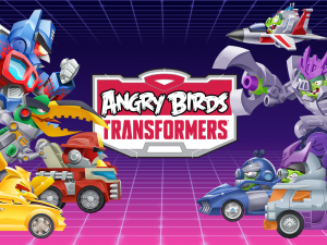 Angry Birds Transformers MOD APK 1.27.2