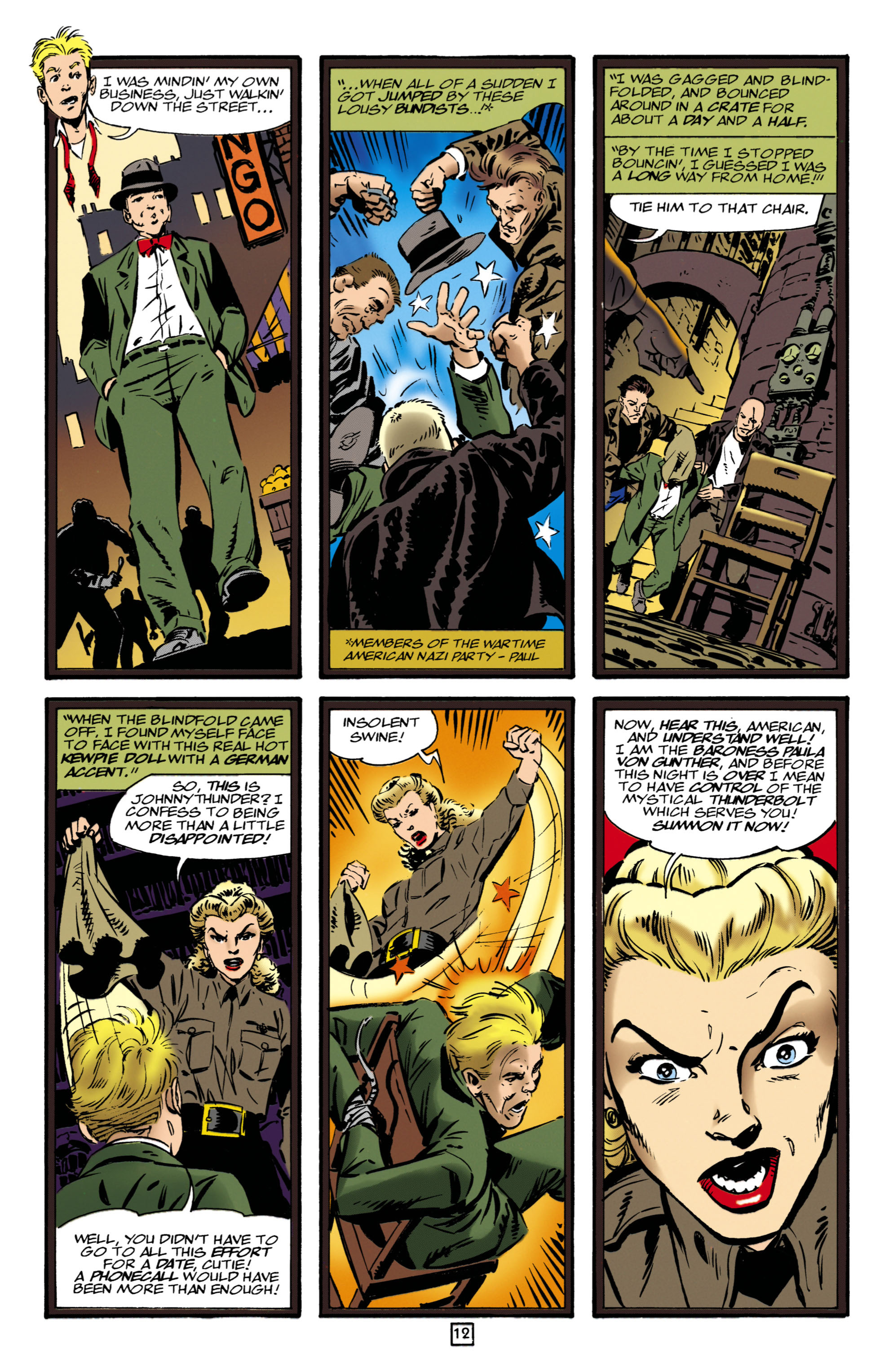 Read online Wonder Woman (1987) comic -  Issue #131 - 12