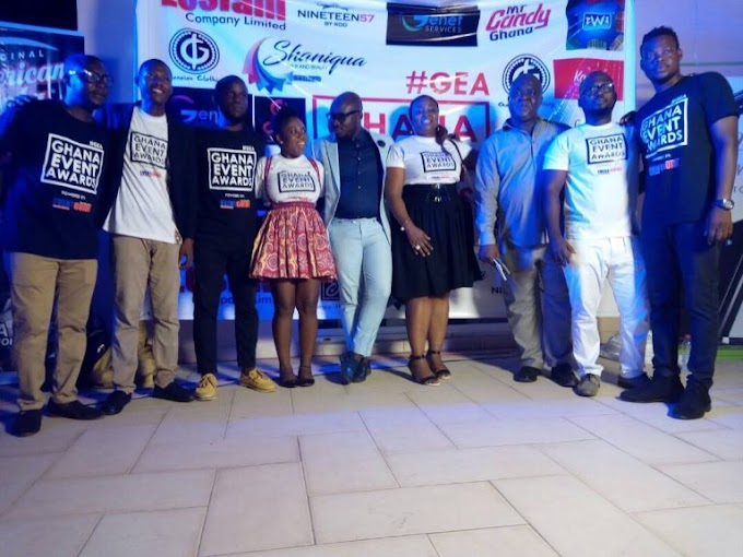 Photos: Ghana Events Awards launched