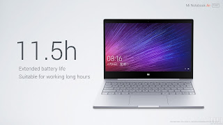 Mi Notebook Air - tela