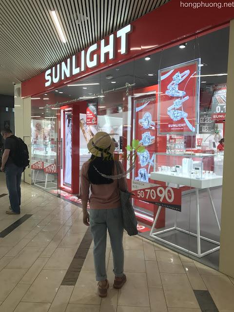 Mua đồng hồ Sunlight tận cửa hàng tại Nga với giá gốc và chất lượng