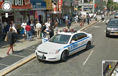 Chevrolet Impala, NYPD