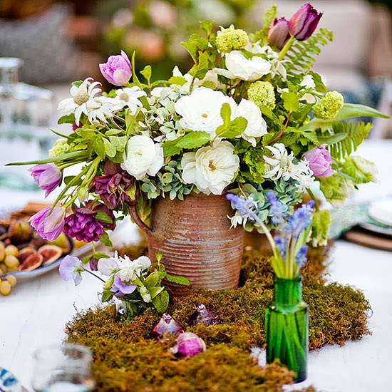 Spring Wedding Ideas: Cottage Flavor: A Spring Garden Party