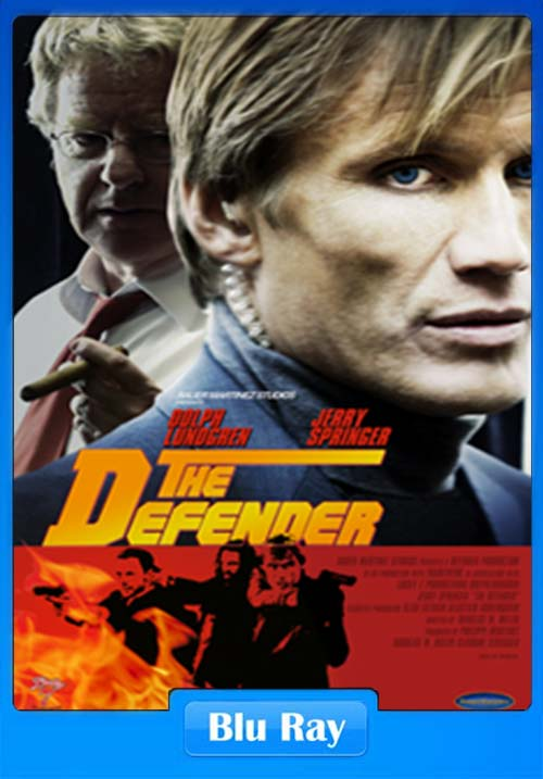The Defender 2004 Hindi 720p BluRay ESubs Dual Audio English x264 | 480p 300MB | 100MB HEVC