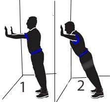 How To Do Wall Push Ups