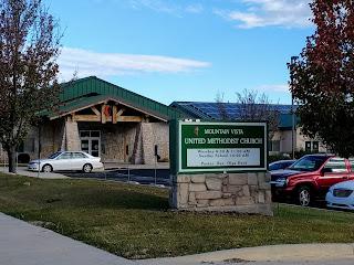 Mountain Vista United Methodist Church, West Jordan, Utah