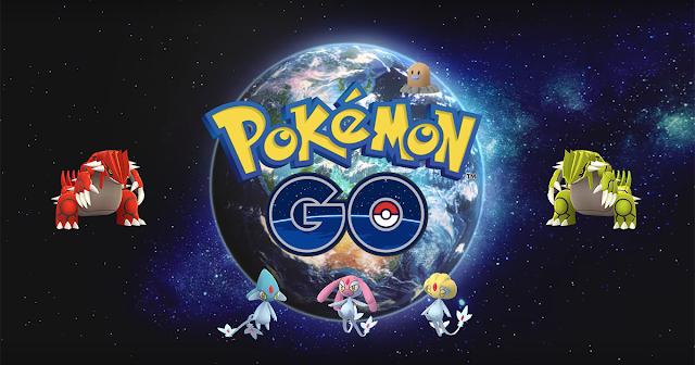 Pokémon go journée de la terre : Créfadet, Créfollet, Créhelf