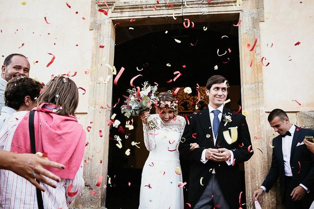 boda asturias novia vestido le touquet corona blog wedding