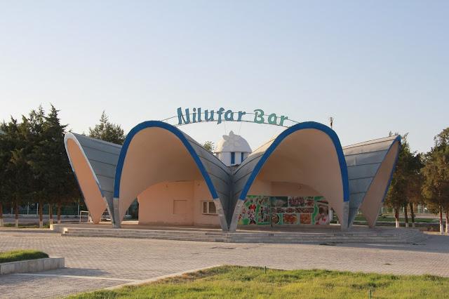 Ouzbékistan, Boukhara, Nilufar Bar, © L. Gigout, 2012