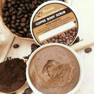 COFFEE BODY SCRUB PARADISE